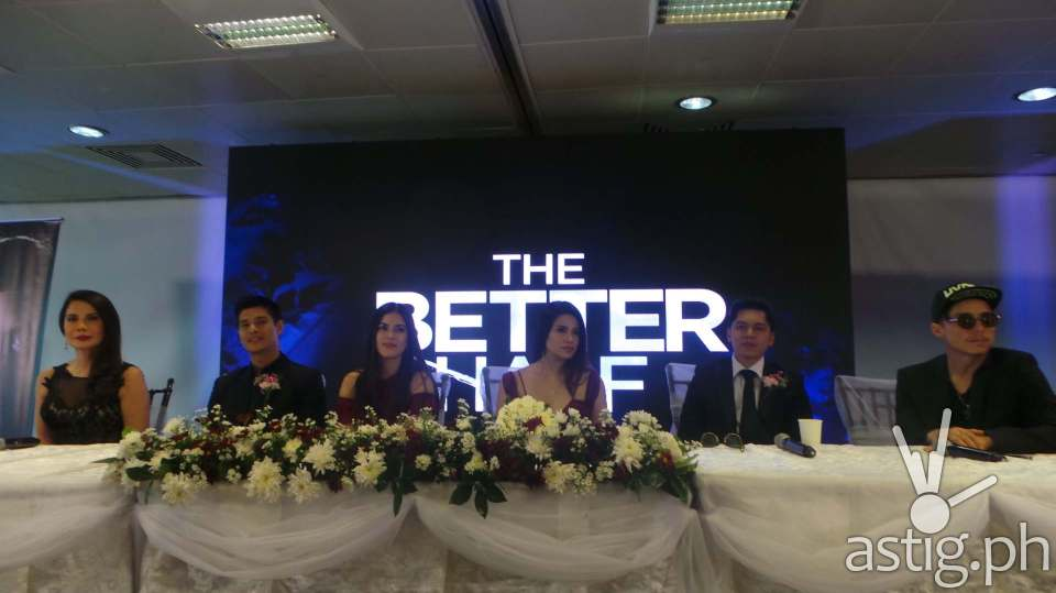The Better Half Cast