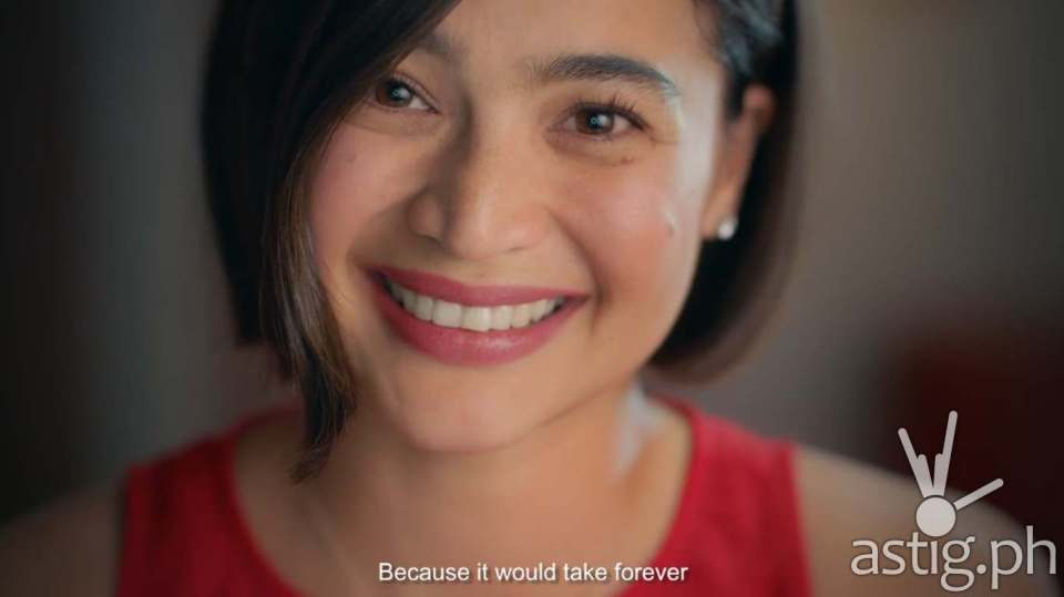 Anne Curtis finds The One in Jollibee