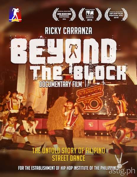 Beyond the Block Film Poster