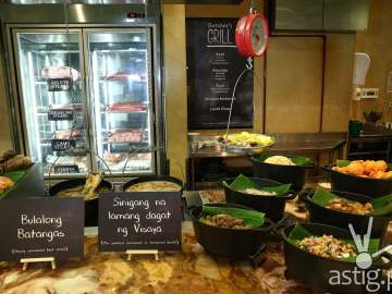 Local Filipino Favorites at Marriott Cafe