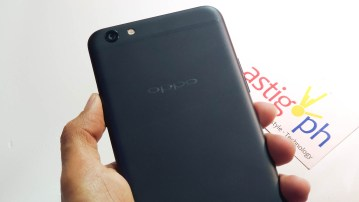 OPPO F3 Plus black variant