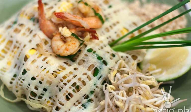 Soi eat thai, love thai offers the best of Thai cuisine