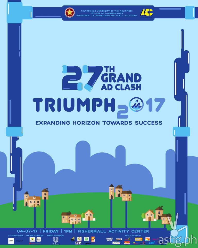 27th Grand AdClash poster