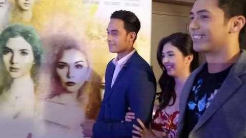 Pusong Ligaw media launch
