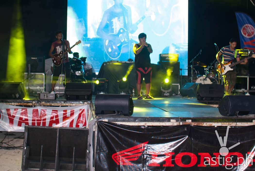 Battle of the Bands performer at Partakan Festival 2017