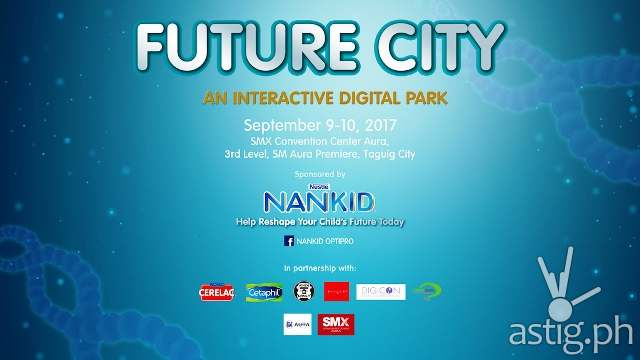 Future City Interactive Digital Park