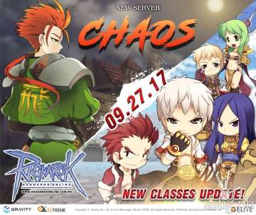 ROPH Rangarok Philippines Chaos new class update
