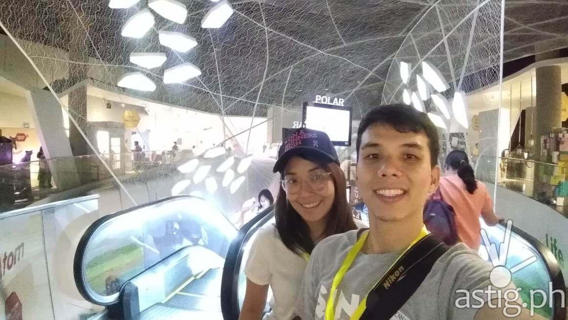 Zenfone 4 Selfie sample photo (indoor)