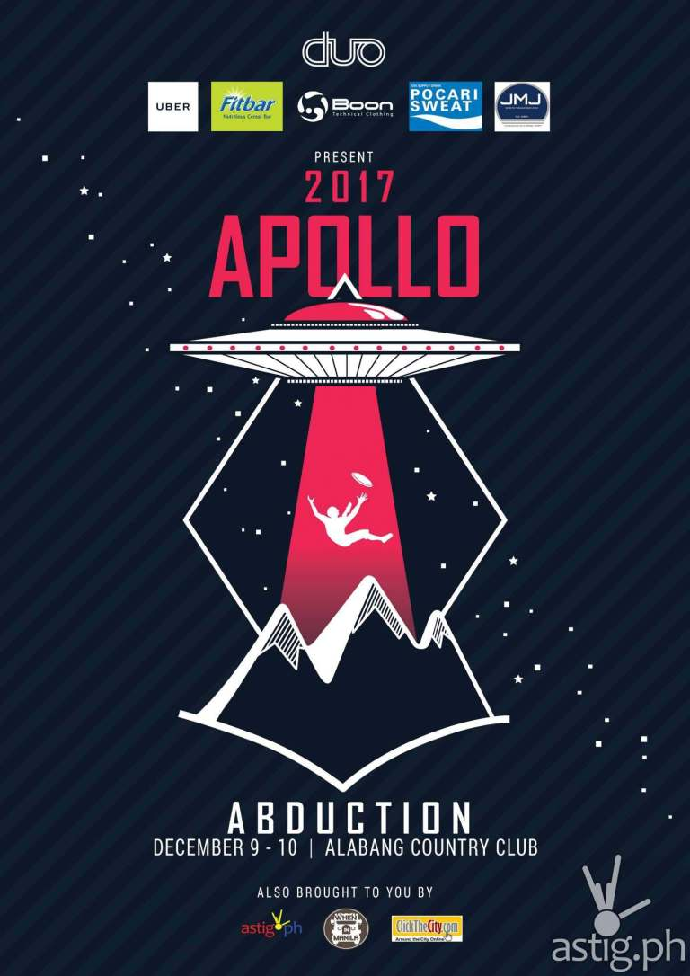 Apollo 2017 event poster