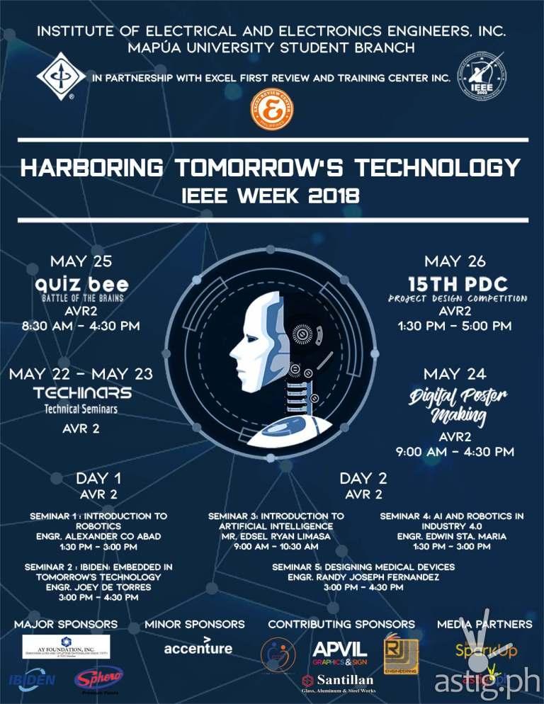 IEEE Week 2018 (Main Poster)