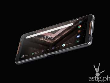 ASUS ROG Phone front