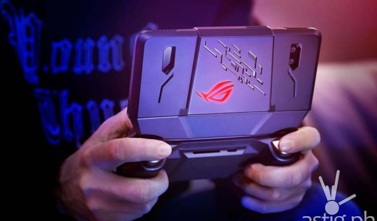ASUS ROG Phone: eSports-worthy gaming phone unveiled at Computex