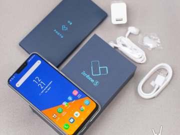 ASUS Zenfone 5 unboxed