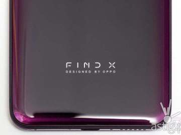 OPPO Find X has bottom-firing loudspeakers but no 3.5mm jack (via TheVerge)