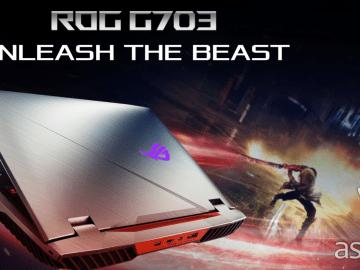 ROG G703 Chimera - Intel i9