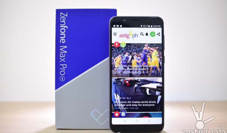 ASUS Zenfone Max Pro M1: Almost perfect [review]