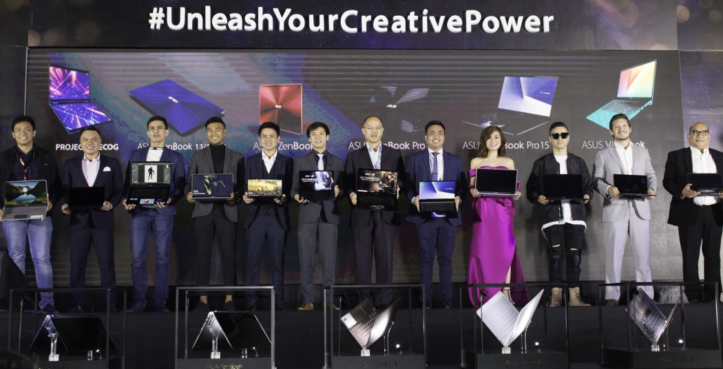 ASUS ZenBook VivoBook launch Philippines