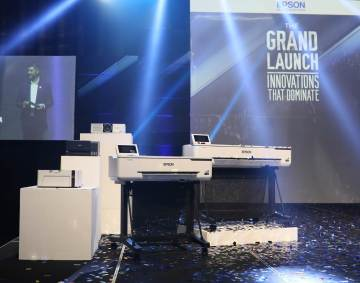 Epson Printer Philippines launch
