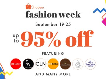 Shopee Fashion Week 2018