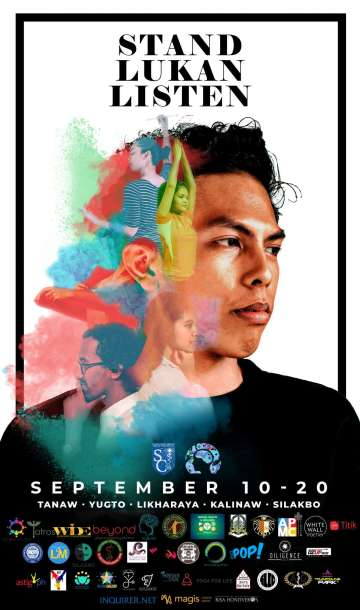 Stand Lukan Listen Main Poster
