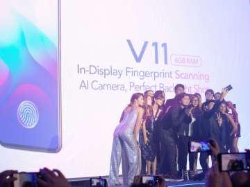 Vivo V11 Vivo V11 Pro Vivo V11i launch Philippines