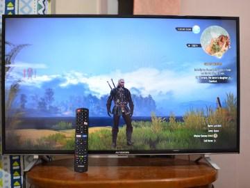 AVision 43FL801 Smart LED TV - PC monitor