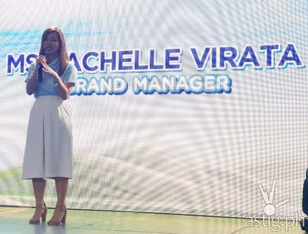 Cheez Whiz Mild Rachelle Virata Cheez Whiz Brand Manager
