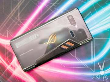 ROG Phone - back
