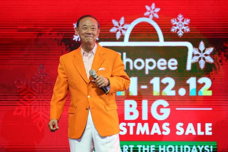 Shopee Christmas Ambassador, Jose Mari Chan