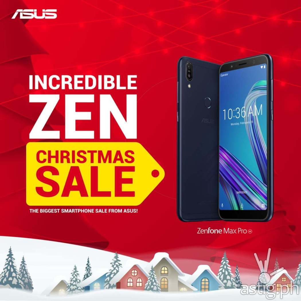 Incredible ZEN Christmas Sale