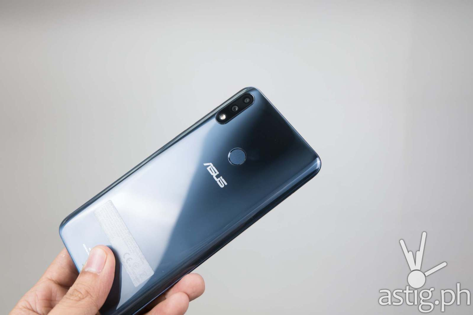Glass back - ASUS ZenFone Max Pro M2 (Philippines)