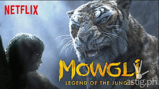 Netflix - Mowgli Legend of the Jungle