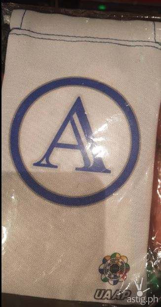 UAAP Pouch