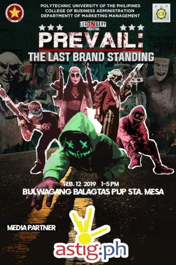 PREVAIL: The Last Brand Standing