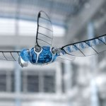 Bionicopter Mimics Dragonfly Flight