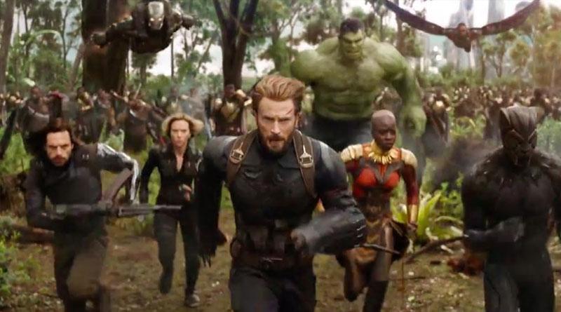Avengers: Infinity War Trailer (2018) HD