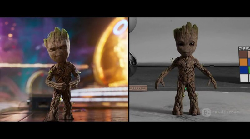 Guardians of the Galaxy Vol. 2 VFX Breakdown