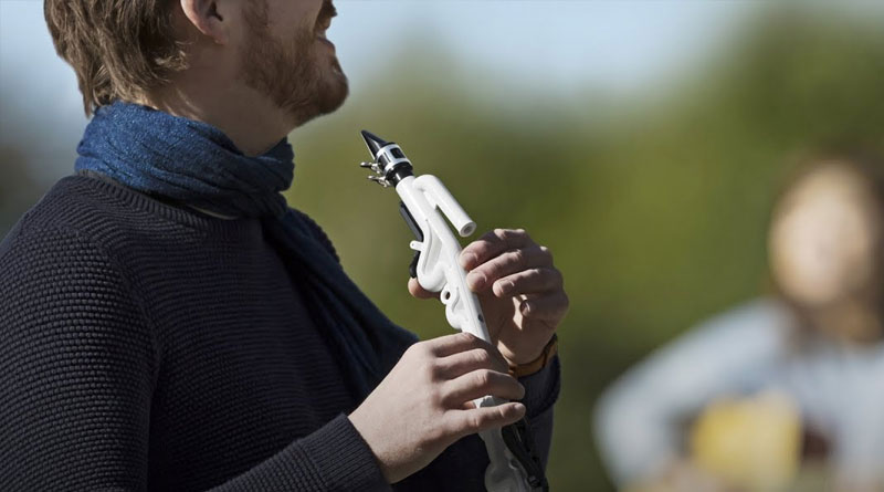 Listen to this Newly Invented Instrument