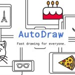 AutoDraw: Fast Drawing for Everyone