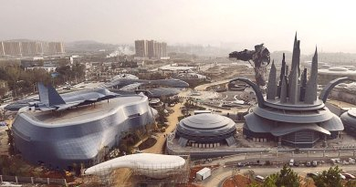 Inside China's First Billion Dollar Virtual Reality Theme Park