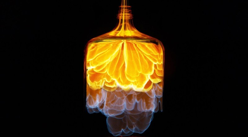 Nitromethane Jet Bottle Looks Awesome in 4k Slow Motion