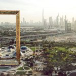 Dubai Adds the World's Largest Picture-Frame to its Skyline