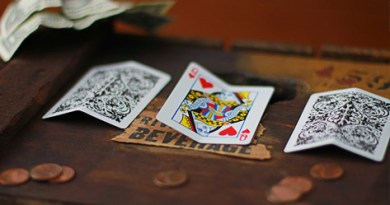 10 Levels of Sleight of Hand in 3 Card Monte