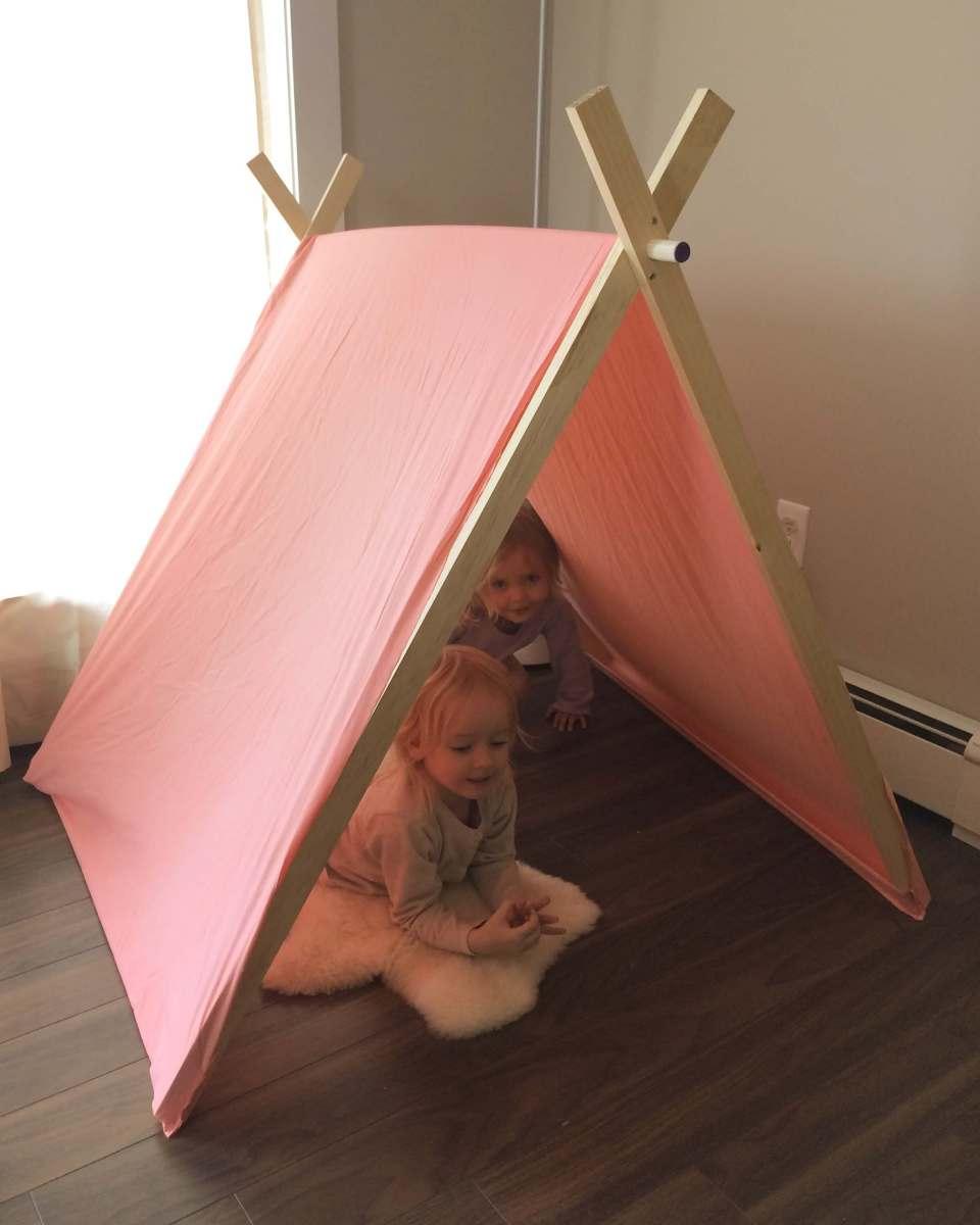 $16 DIY Play Tent