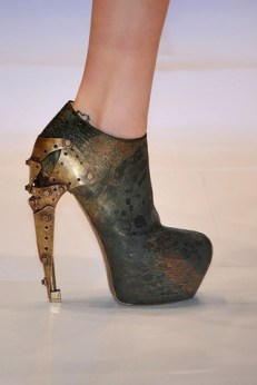 McQueen Steam Punk Inspired Shoes
