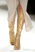 Steam Punk Gladiator Sandals