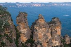 Three Sisters at the Great Dividing Range