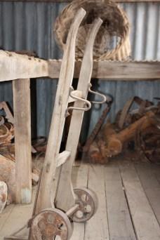 Ercildoune Shearing Shed
