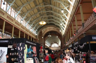 Royal Exhibition Building - Love Vintage Show