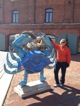 Crab - Baltimore, Maryland